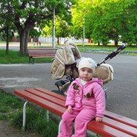 Внученька :: Сергей Харченко