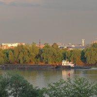 Рт-306 вверх по Кубани :: Алексей Меринов