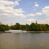 Река Москва :: Владимир Болдырев