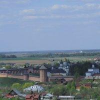 Суздаль,монастырь :: Сергей Цветков