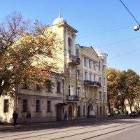 Доходный дом Л. А. Энгельбрехта - Москва, Новокузнецкая улица, 34с1 :: Денис Масленников
