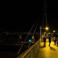 На мосту :: Иван Рочев