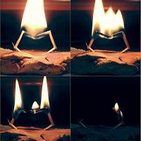 Сохранить огонь :: Анна Куценко