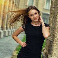 Колонны Оперного театра :: Дмитрий Конев