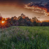 На закате :: Константин Ольховка