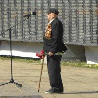 речь ветерана :: Михаил Жуковский