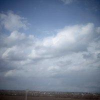 облака :: Екатерина Камандакова