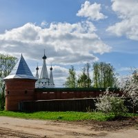 Весна в Угличе :: Galina