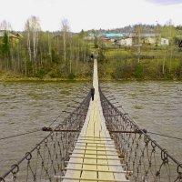 Усьва. мост :: petyxov петухов