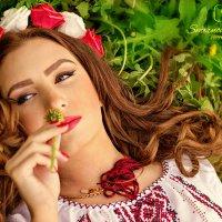 Украинка :: Татьяна Смирнова