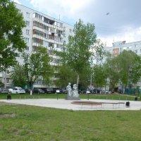 Казанский дворик :: Наиля