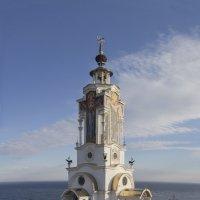 Храм-Маяк святителя Николая Чудотворца. Крым :: Алексадр Мякшин