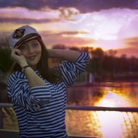 Морячка :: Ирина Малинина