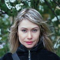 Когда черемуха в цвету :: Nina Zhafirova