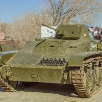 Легкий танк Т-60. :: Сергей Исаенко