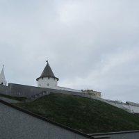 кремлёвская стена в Казани :: tgtyjdrf