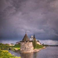 Дождливый денёк :: Роман Дмитриев
