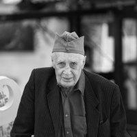Старый солдат :: Александр Степовой