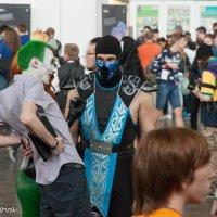 Comic Con :: Даша Тихонова