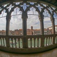 Пламенеющая готика. Венеция :: Виталий Авакян