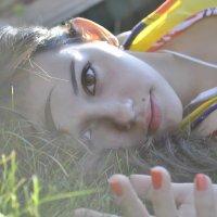 девочка весна :: Алена Карташова
