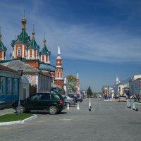 Коломенские улочки :: Екатерина Рябцева