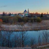 Восход над Суздалем :: Валерий Шейкин