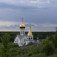Свято-Троицкий Холковский монастырь :: галина северинова