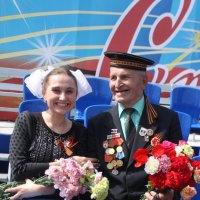 С дедушкой :: Таня Фиалка