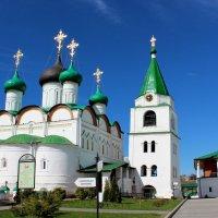 Нижегородский Вознесенский Печерский мужской монастырь :: Наталья Маркелова