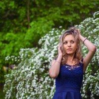 Весенний портрет :: Oleg Pienko