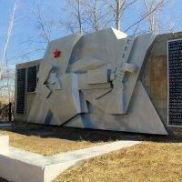 памятник павшим в ВОВ :: Marusiya БОНДАРЕНКО