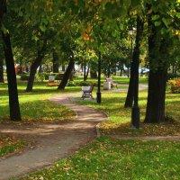 В парке :: Денис Масленников