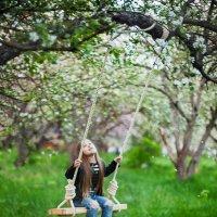 Цветущий сад :: Ольга Колодкина