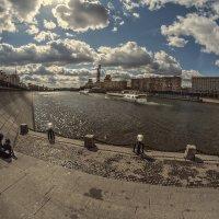 Знает река и облака знают... :: Ирина Данилова