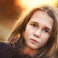 грустные глаза :: Анастасия Крылова