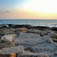 Средиземное море в Сиде (Турция) :: Денис Кораблёв