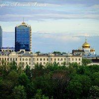"""Башни Близнецы"" :: Allekos Rostov-on-Don"