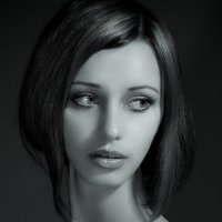 Studio portrait. :: krivitskiy Кривицкий