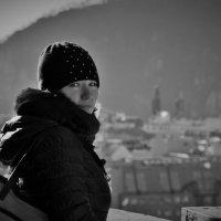 один взгляд в сторону... :: Сергей Дабаев