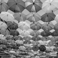 Umbrellas 2 :: Maria Vakorina