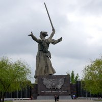 Мамаев курган :: alex kahovskiy