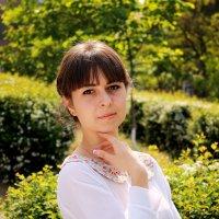 Девочка-весна :: Olga Volkova