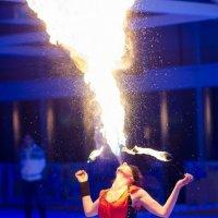 Страстный огонь :: Павел Яновский