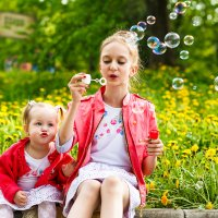 Пузыри :: Анна Сарафан