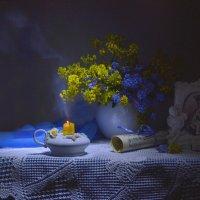 Я слышу музыку в ночи... :: Валентина Колова