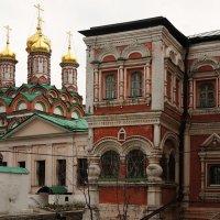 Палаты Аверкия Кириллова на Берсеневке... :: марк