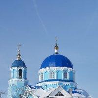 Усмань. Успенский храм. Вид с востока :: Алексей Шаповалов Стерх