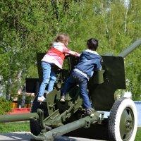 Артиллерийский расчет. :: cfysx