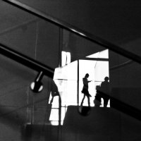 окно в лестнице :: Инна Аипова